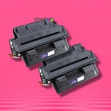 2 Non-OEM Alternative TONER for HP C4127X 27X LaserJet 4000n 4000t 4050n