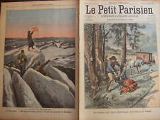 PETIT PARISIEN 1906 N 925 UN TZIGANE TORTURE SA FEMME