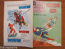 Superman Nembo Kid Albi del falco n 301 Un balzo nel futuro 21-1-1962 mondadori