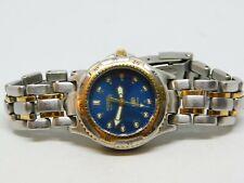 Fossil Blue AM-3249 Two Tone Quartz Analog Ladies Watch