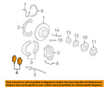 PORSCHE OEM 05-08 911 Brake-Front Pads 99735193905