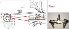 FIAT UNO 1,4  TURBO I.E. SUPPORTO LEVA CAMBIO PER 7698814