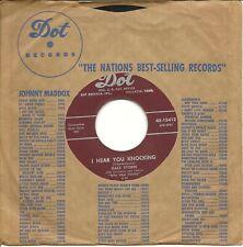 "Gale Storm-I Hear You Knocking/Never leave Me-45 RPM-7""-single-pop-vinyl-record"