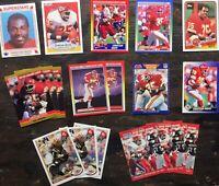 Christian Okoye Football Cards