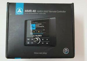 JL Audio MMR-40 NMEA 2000 Remote Controller