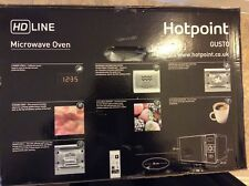 Hotpoint Gusto Mwh 2524 B Combination Microwave Oven, 25l-Black