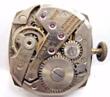 Antique Gents The Ball Watch Co. Movement . 17 jewels. 20 x 18 mm
