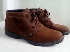 Men's Hotter Leather Shoe Boots - Size 7.5