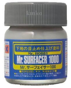 Mr.Hobby SF284 Mr.Surfacer 1000 - Grundierung (40ml)