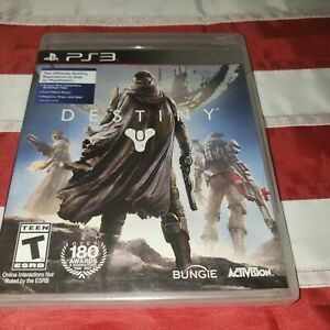Destiny    PS3 PLAYSTATION 3 (PS3) Action / Adventure (Video Game)