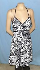 Awesome & Chic Speechless Mini Length Halter Strap Sun Dress Size 9 Club or Casu