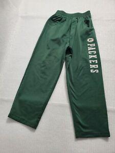 Majestic Green Bay Packers Sweat Pants Warm Up Pants Mens XL RN 67891