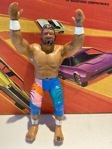 Haku WWF LJN Grand Toys Wrestling Superstars Figure RARE vintage black Series