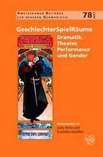 Geschlechterspielraume. (Amsterdamer Beitrage Zur Neueren Germanistik) (German E