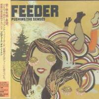 Feeder Pushing The Senses CD Echo 2005 NEW