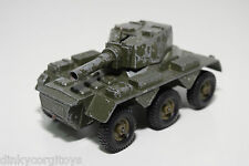 CRESENT TOYS OR LONE STAR TANK ARMY GREEN EXCELLENT CONDITION