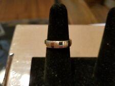 Men 18k Solid Gold Wedding Ring