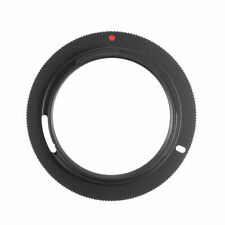 Black Adapter Ring for M42 Lens to  Pentax PK P/K KM K-M K-7 K-X K2000 K20D Body