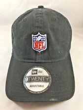 NFL New Era Adjustable Black Classic 9Twenty Dad Hat *Fast Ship* F24
