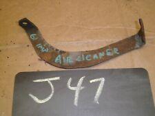 58 59 1960 1961 BEL AIR BISCAYNE IMPALA ENGINE OIL FILTER AIR CLEANER MT BRACKET