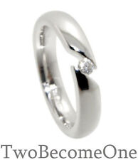 Engagement Band Fine Diamond Rings