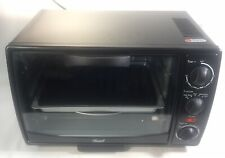Rosewill 6 Slice Toaster Oven Countertop, Large Capacity for 12 Inch Pizza with