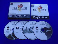 ps1 FINAL FANTASY 8 VIII ## Game Playstation Boxed COMPLETE PAL ps2 ps3