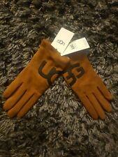 UGG Glove Suede Chestnut NEW STYLE 2019