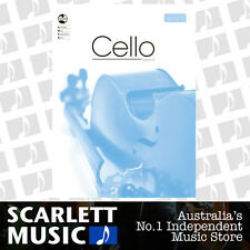 AMEB Cello Series 2 (Two) - Grade 4 ( Four / Fourth ) *BRAND NEW*