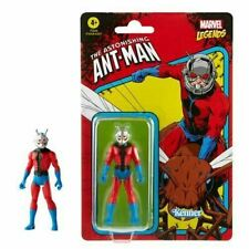 Marvel Retro Series Ant-Man 3.75 Inch Action Figure on Cardback