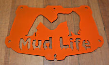 """Polaris Sportsman 550 850 1000 XP 09-18 & Highlifter """"Mud Life"""" Grille Grill"""