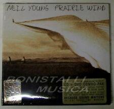 NEIL YOUNG - PRAIRIE WIND - CD + DVD Sigillato