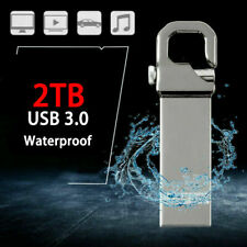 2TB USB 3.0 Flash Drives Memory Metal Flash Drive Pen Drive U Disk For PC Laptop