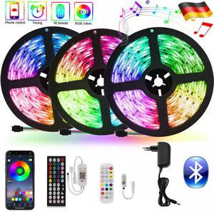 20m LED Stripe 5050 SMD RGB Leiste Streifen Band 10 m 2m Leuchte Lichterkette DE