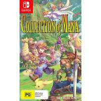 Collection of Mana Nintendo Switch NS Brand New AU Stock Free Post