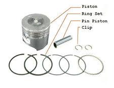 PISTON FOR AUDI 80 ENGINE JU 1F ABN DT EW EZ PN RE RL 1.3 1983-