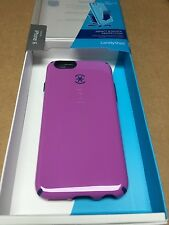 "Speck A- 3043 CandyShell Case for iPhone 6/6S 4.7"", Purple/Blue"