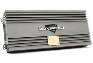 ZAPCO Z-150.4 LX 4-CHANNEL 1000W RMS COMPONENT SPEAKERS CLASS AB AMPLIFIER NEW