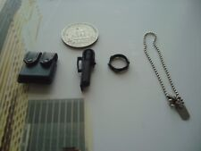 HOT TOYS 1/6 The Expendables BARNEY ROSS NECKLACE+WATCH_BRACLET+ MORE