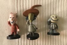 Nightmare Before Christmas Mini Figures Neca 2003 Shock, Lock & Barrel.