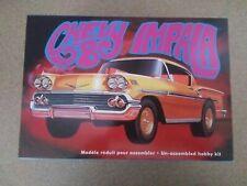 Amt Original Vintage 58 Chevy Impala 1:25 Scale