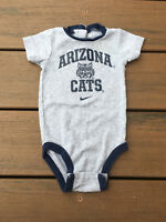 Arizona Wildcats Infants /& Toddler Jacket Lined Wind Breaker 2T-4T Navy//Red NWT