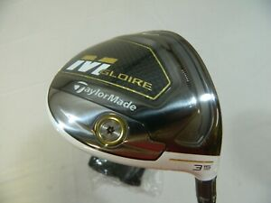 New Taylormade M Gloire 15* 3 Fairway Wood Regular flex Speeder MGloire