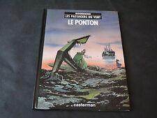 BOURGEON LES PASSAGERS DU VENT LE PONTON 1994
