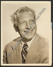 "1951 Ezio Pinza ""All Star Review"" NBC TV 7x9 Promo Photo Opera"