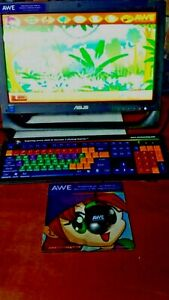 ASUS/AWE EARLY LITERACY STATION. ALL IN ONE PC A4310. AWE VERSION 11.