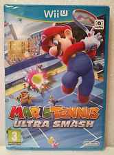 LOTTO NINTENDO WII U - MARIO TENNIS ITA + CONTROLLER - NUOVI - NO SWITCH