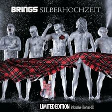 BRINGS - SILBERHOCHZEIT (BEST OF) (LIMITED EDT.)  2 CD NEU