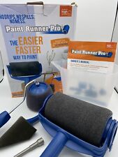 Paint Runner Pro Roller 5 Piece Complete Set - Used - in original box - painting