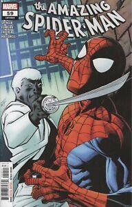 AMAZING SPIDER-MAN #59 VF/NM 2021 MARVEL COMICS HOHC